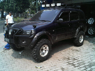 Gaya Modifikasi ALTO Style  All Light Terrain OffRoad