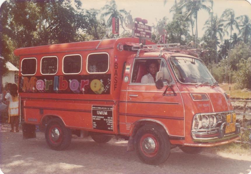 Hasil gambar untuk bemo 70an