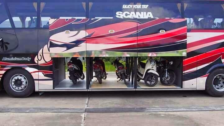 Bagasi Bus Shd