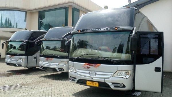 Bus Po Eka SHD Morodadi Prima, Pake air suspension plus ...
