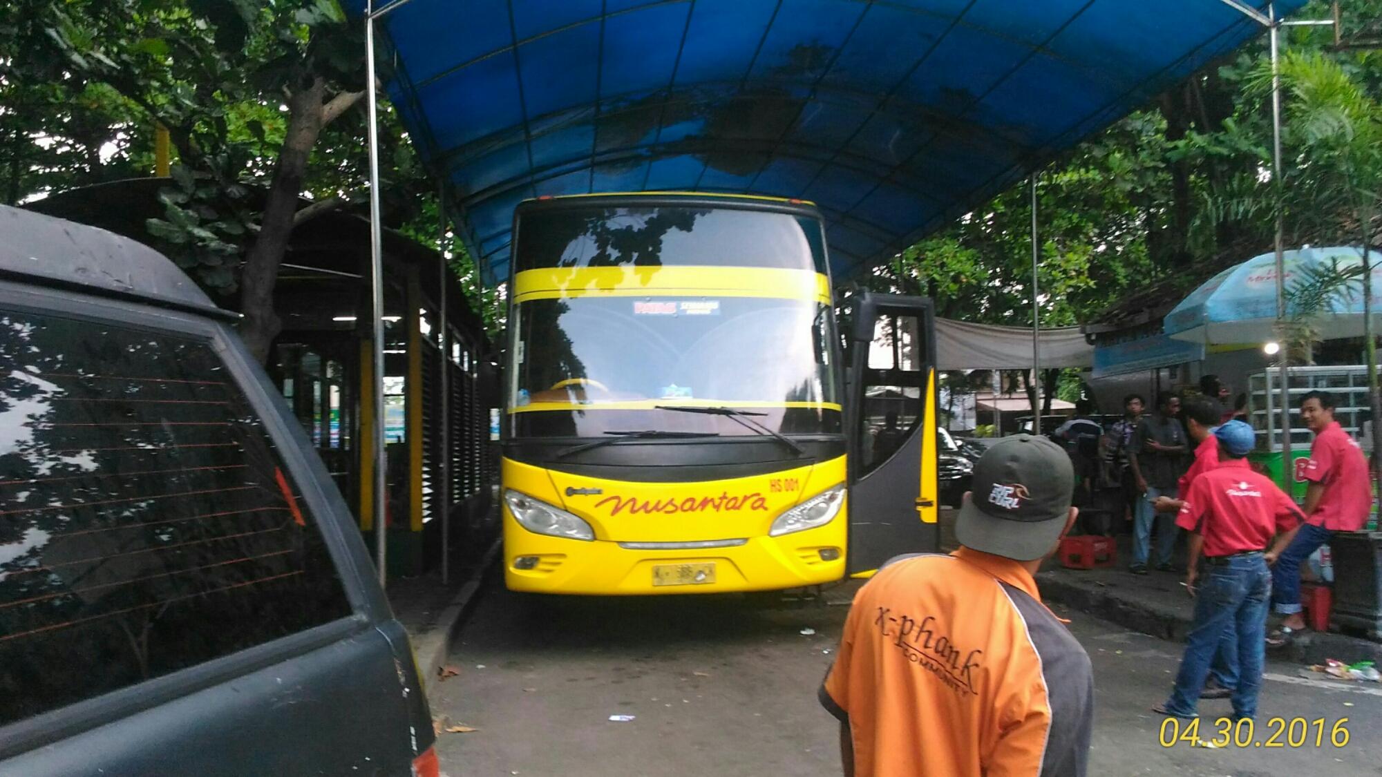 Nyobain Bus Patas Nusantara Jurusan Yogyakarta Semarang