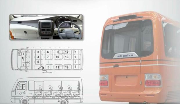 Jetbus Ct Dan Jetbus Mc2 Model Medium Bus Terbaru Dari