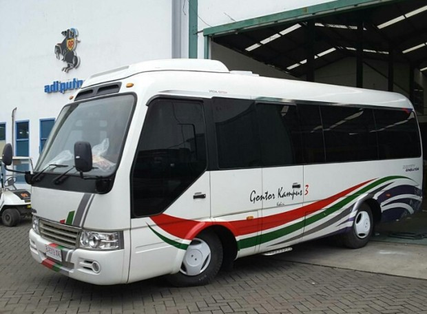 Jetbus Ct Dan Jetbus Mc2 Model Medium Bus Terbaru Dari