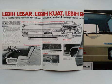 Sejarah Mitsubishi Colt L300 Legenda Pick Up Diesel