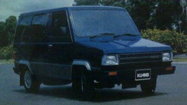 Toyota Kijang Beta