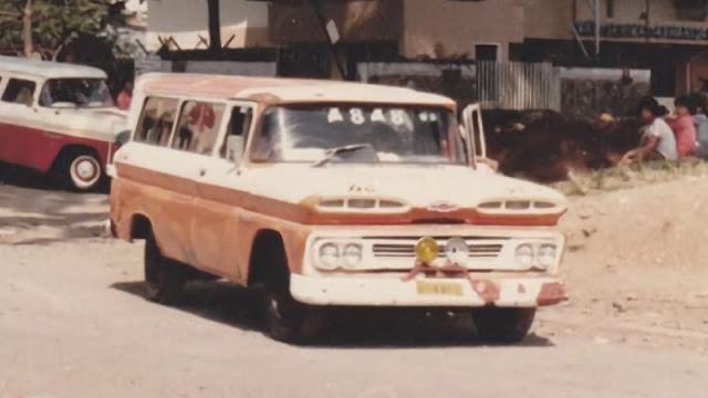 Chevrolet Suburban travel 4848