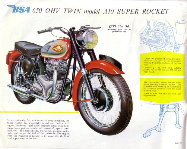 Image result for bsa motor brochure