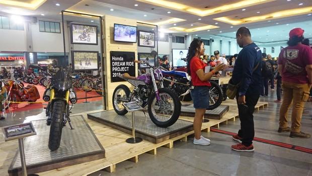 2 - Honda Dream Ride Project Booth (1)